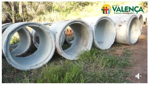 Ponte da região do Jequiriçá será reconstruída pela Prefeitura de Valença