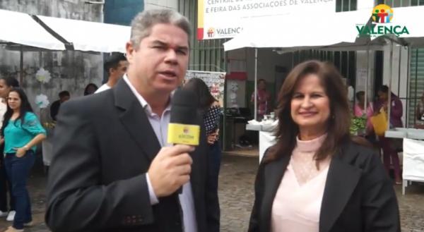 Prefeitura de Valença, através da SEMPROS realiza feira produtiva de agricultura