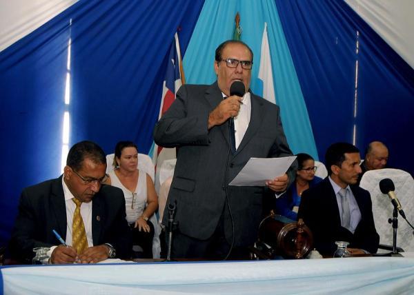 Valença: Prefeito Ricardo Moura participa de Reunião da Policlínica Regional