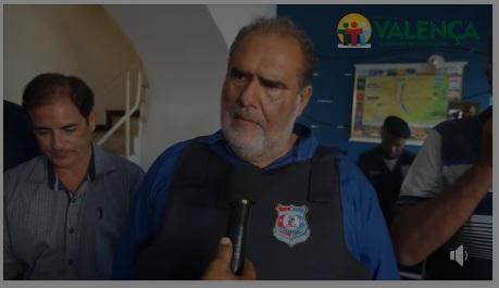 Prefeitura Municipal de Valença adquire equipamentos de segurança para Guarda Municipal