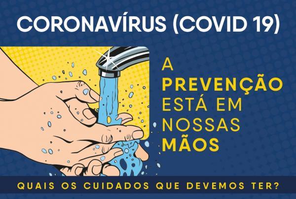 A prevenção está em nossas mãos