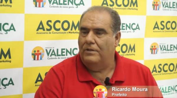 Valença em destaque entrevista com o Prefeito Ricardo Moura