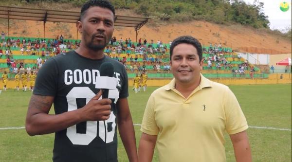 Campeonato Regional de Futebol em Teolândia-BA - HD